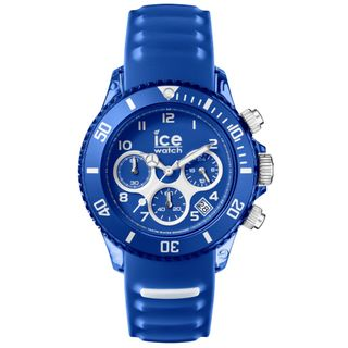 Ice-Watch ICE auqa Chrono Marine Unisex Chronograph Uhr Herrenuhr blau – Bild 1