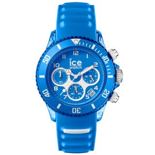 Ice-Watch ICE aqua Chrono Skydiver Unisex Chronograph Herren Uhr blau – Bild 1
