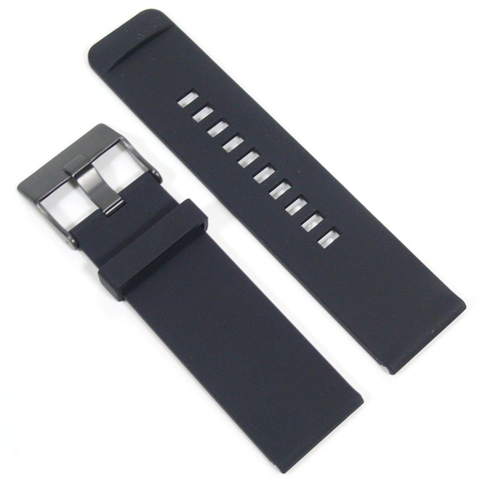 Diesel Original Uhrband LB-DZ1262 Kautschuck DZ 1262