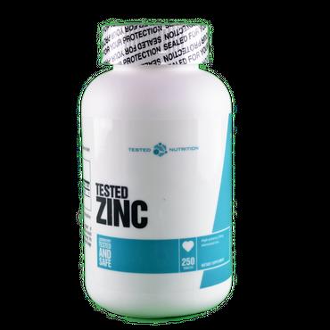 Zinc 250 Tabletten a´30mg von Tested Nutrition
