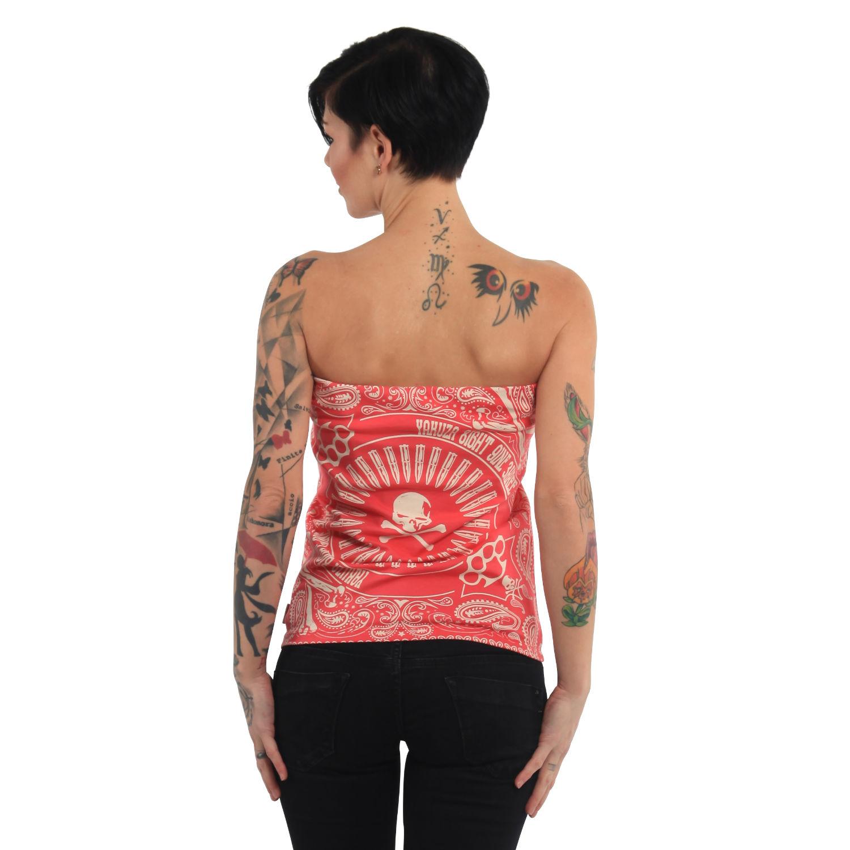 Yakuza, Tijuana Bandeau Shirt, GSB14154 GER XS