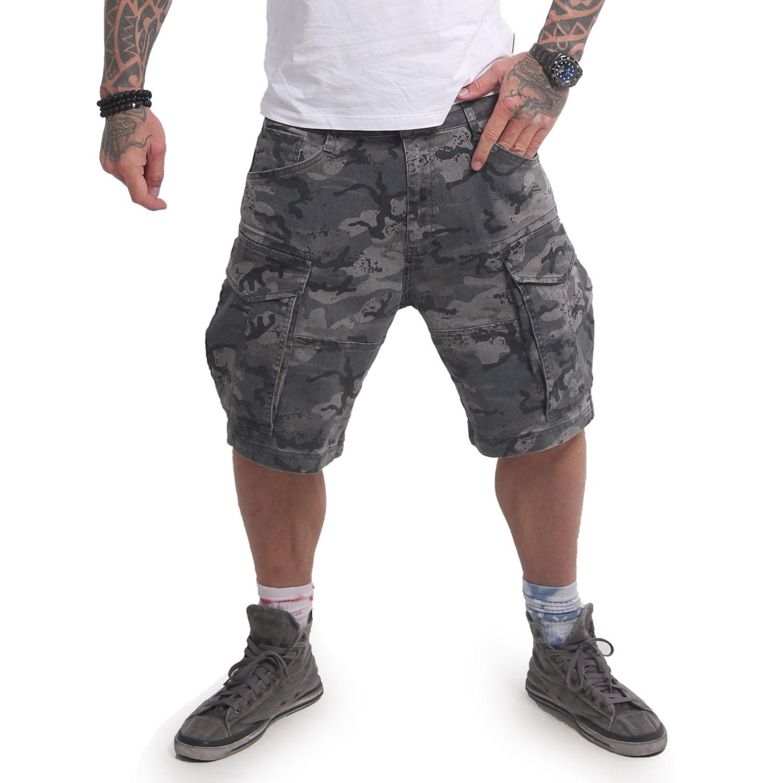 Memento Mori Cargo Shorts