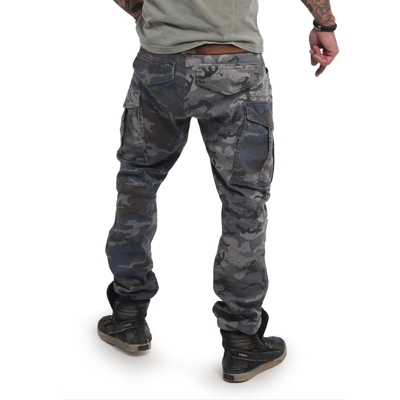 Harlekin Cargo Pants