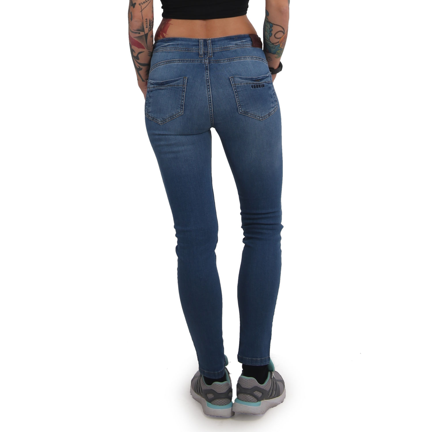 Fly Skinny Jeans