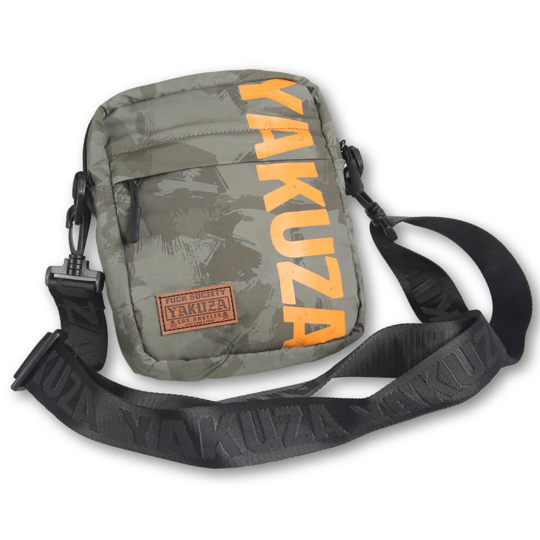 Yakuza, Tab Shoulder Bag, GTB15304 CAM ONE