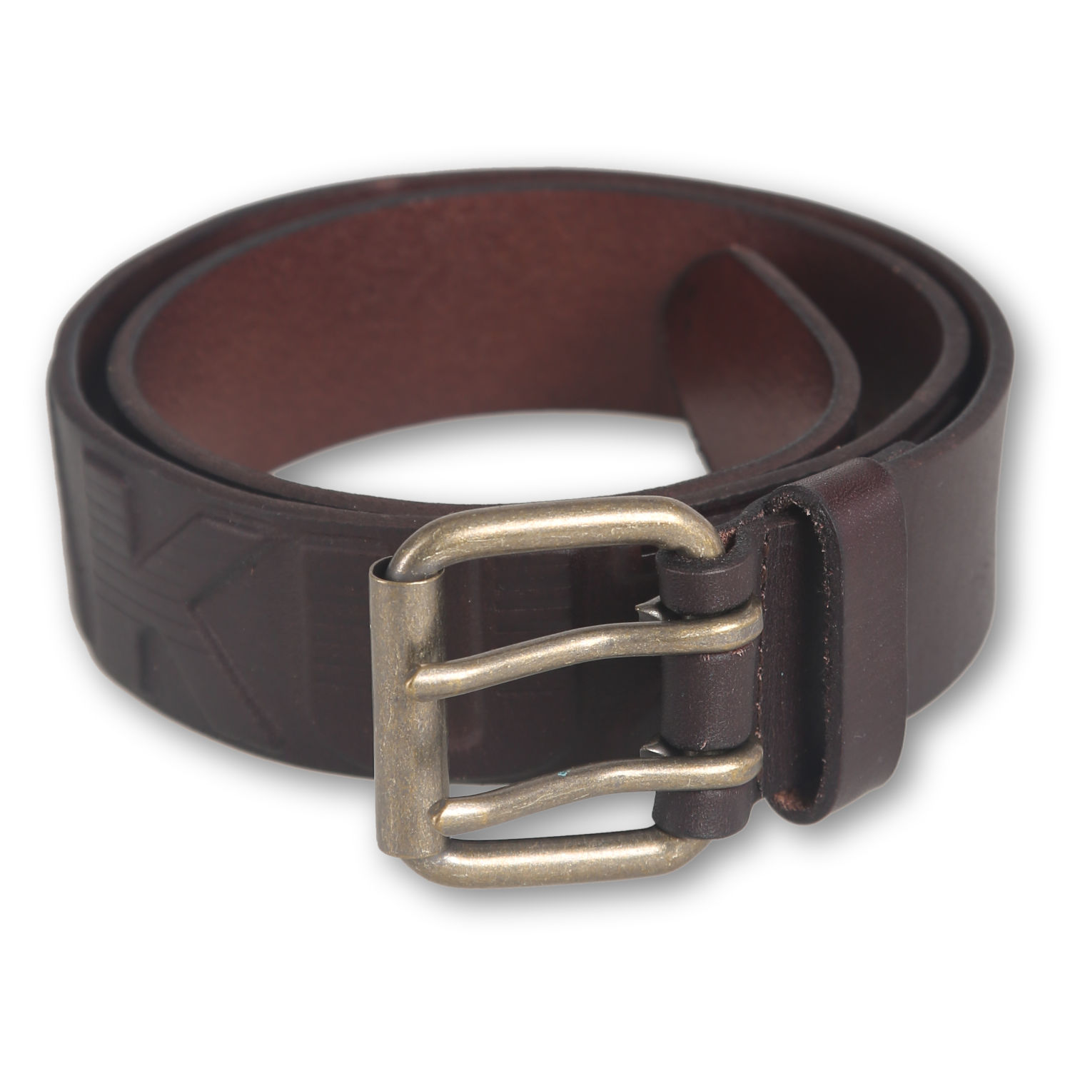 Profile Leather Belt