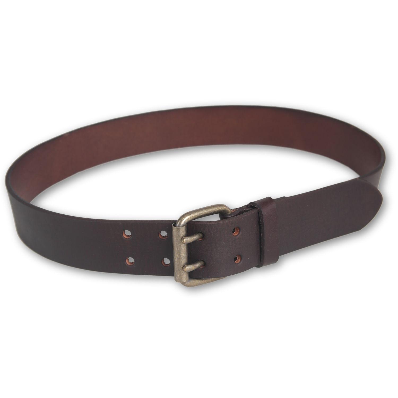 Profile Leather Belt