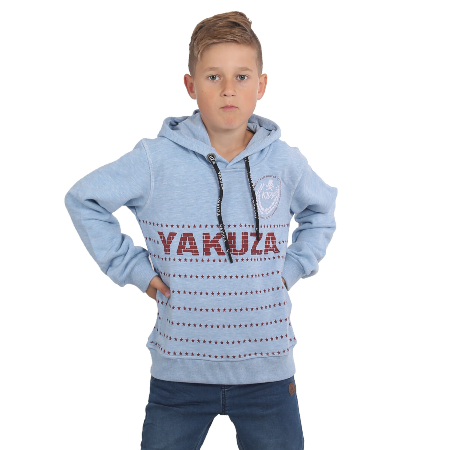 Yakuza, War is Sweet Kids Hoodie, HOB15401 TURMEL 164/170