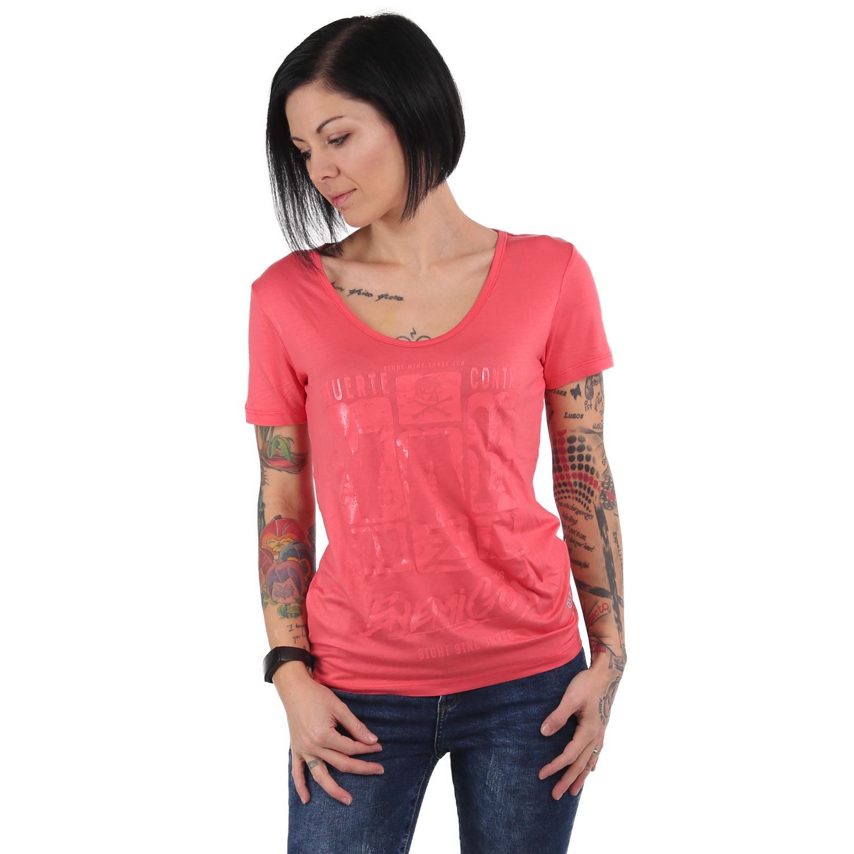 Contra V Neck T-Shirt