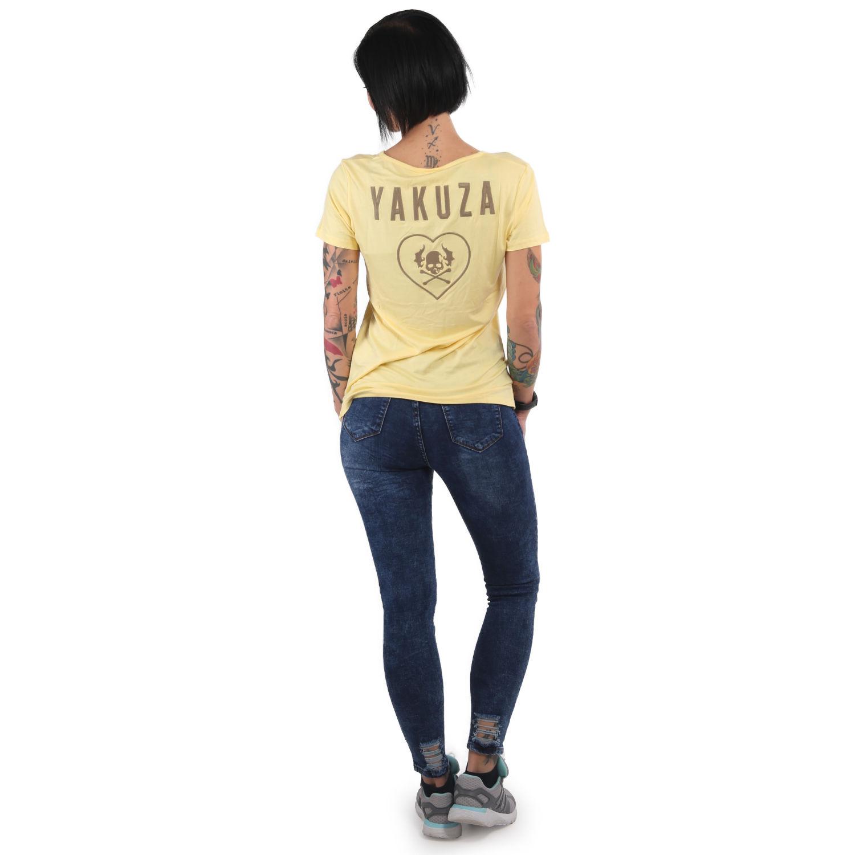 893Love EMB V Neck T-Shirt