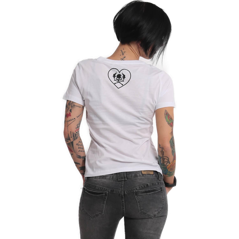 Stone V Neck T-Shirt