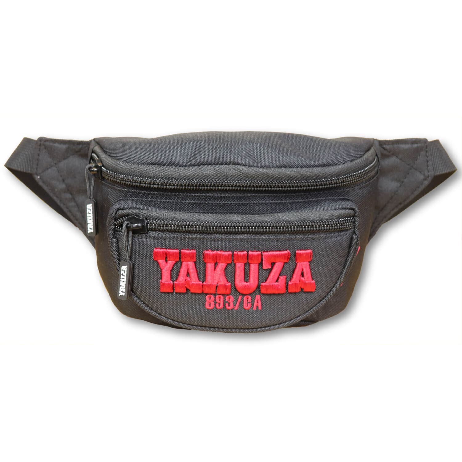Yakuza, 893College Belt Bag, GTB16305 BLK ONE