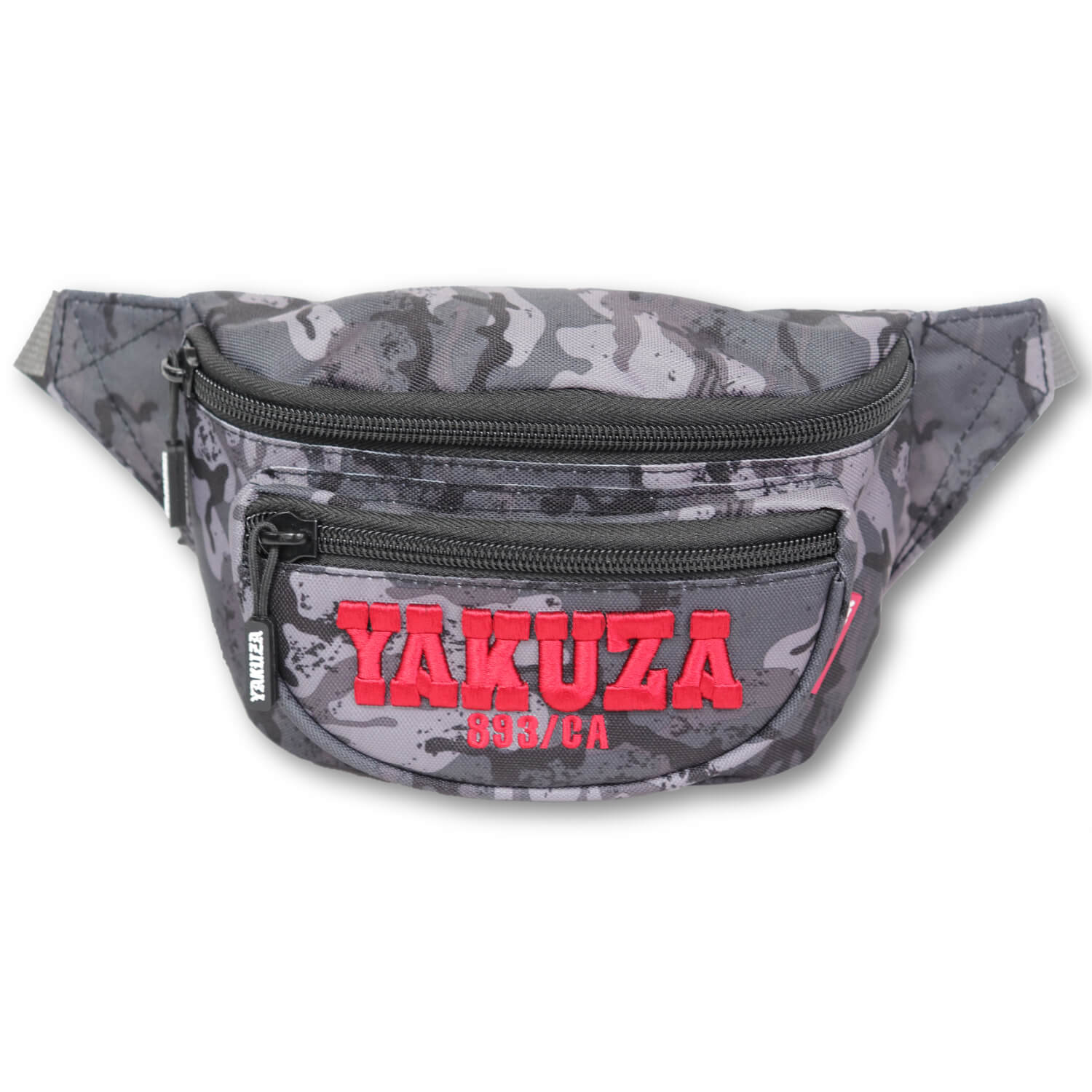 Yakuza, 893College Belt Bag, GTB16305 CAMGRY ONE