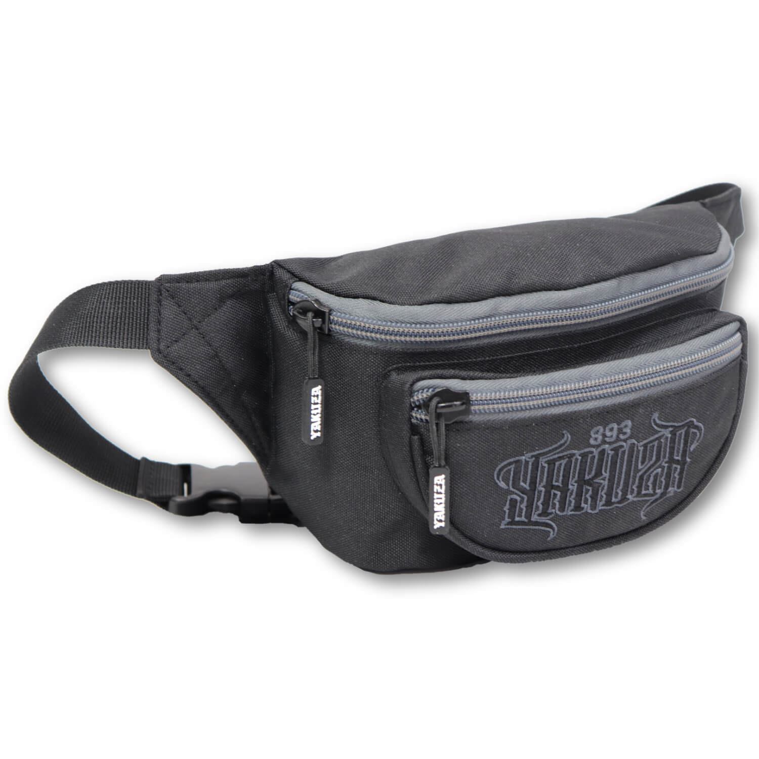 Yakuza, Verve Belt Bag, GTB16306 BLK ONE