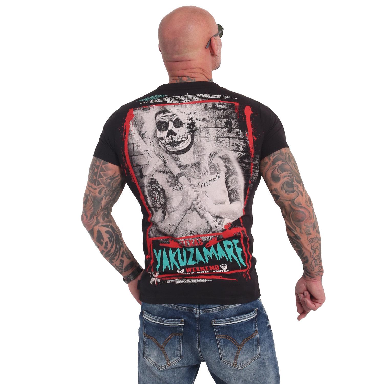 Yakuza, Yakuzamare T-Shirt, TSB236 BLK XL