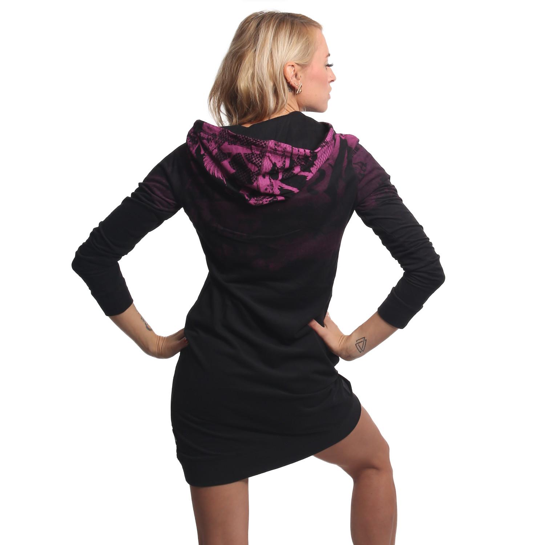 893Allover Lite Hoodie Dress