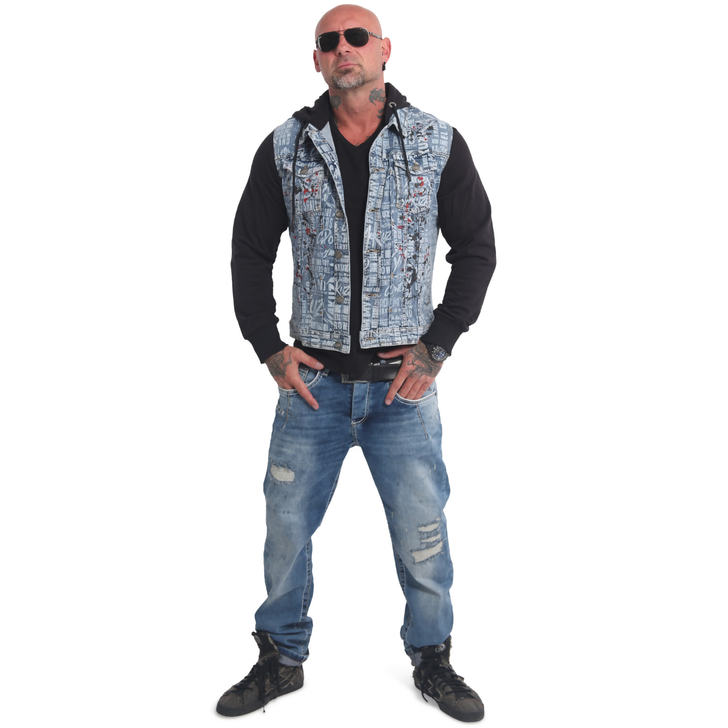 893World Denim Jacket
