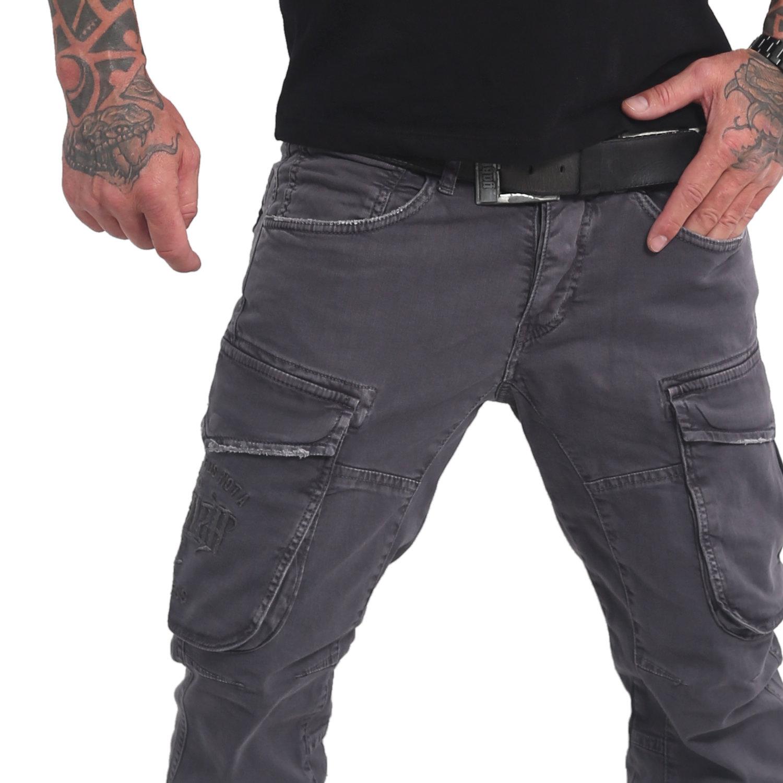 Yakuza, Old Firm Cargo Pants, CPB16046 ASP W38