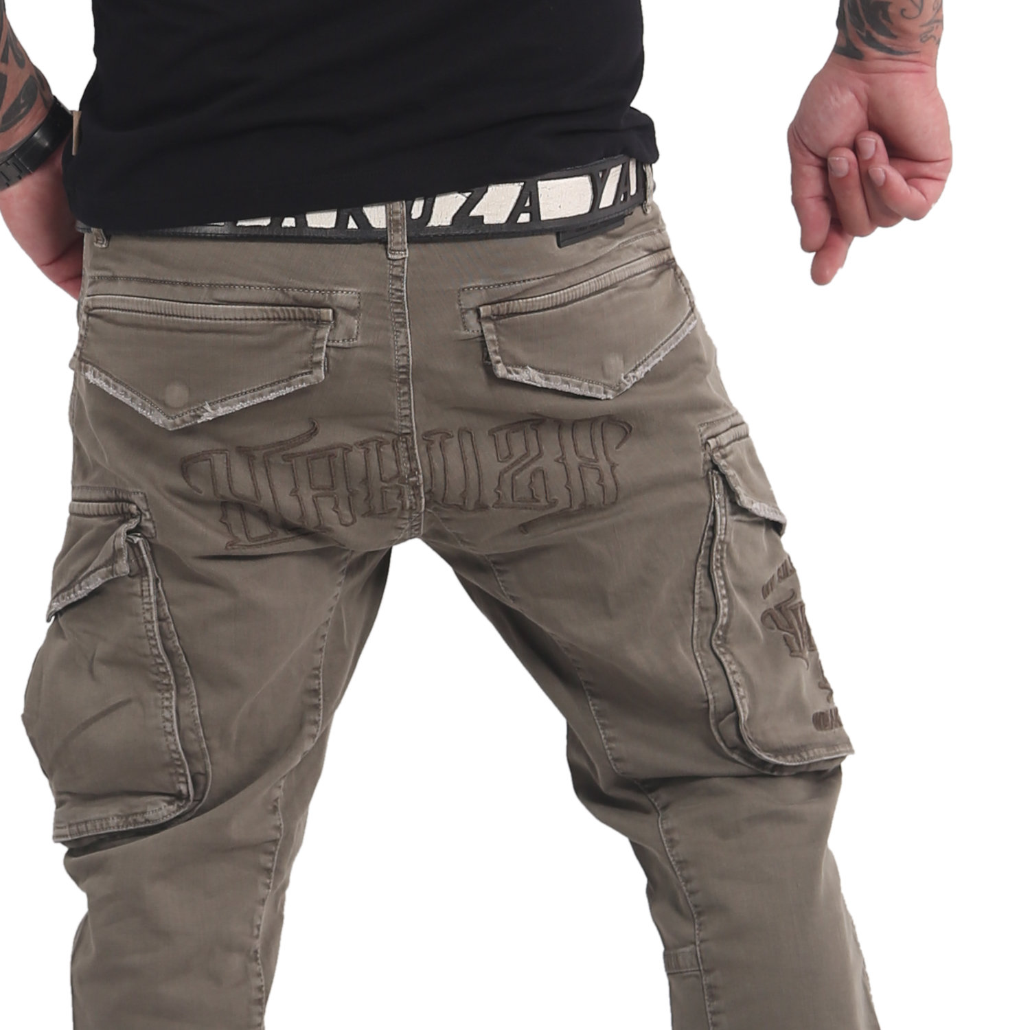 Old Firm Cargo Pants