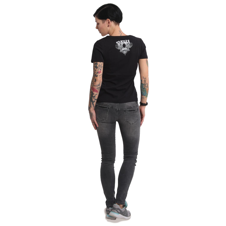 Addiction V Neck T-Shirt