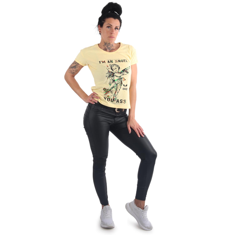 Angel Box Fit T-Shirt