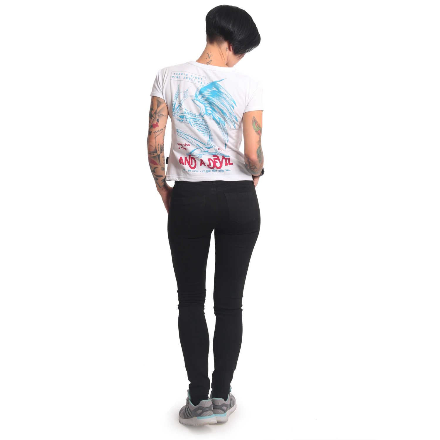 End Well Box Fit T-Shirt