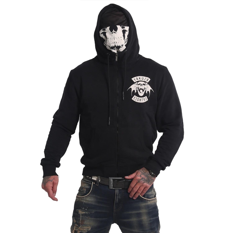 893MC Ninja Zip Hoodie