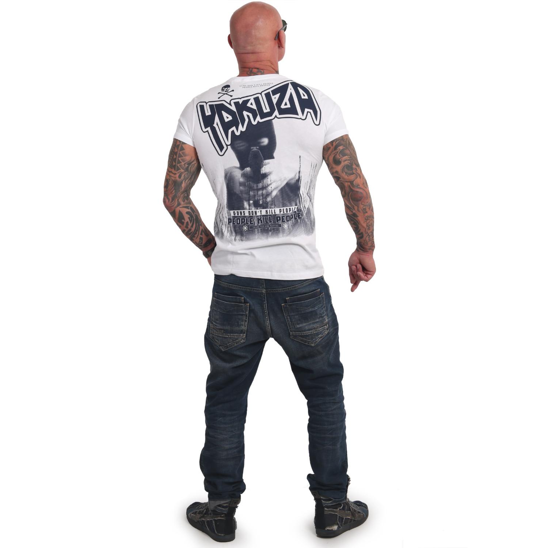 Guns vs People T-Shirt