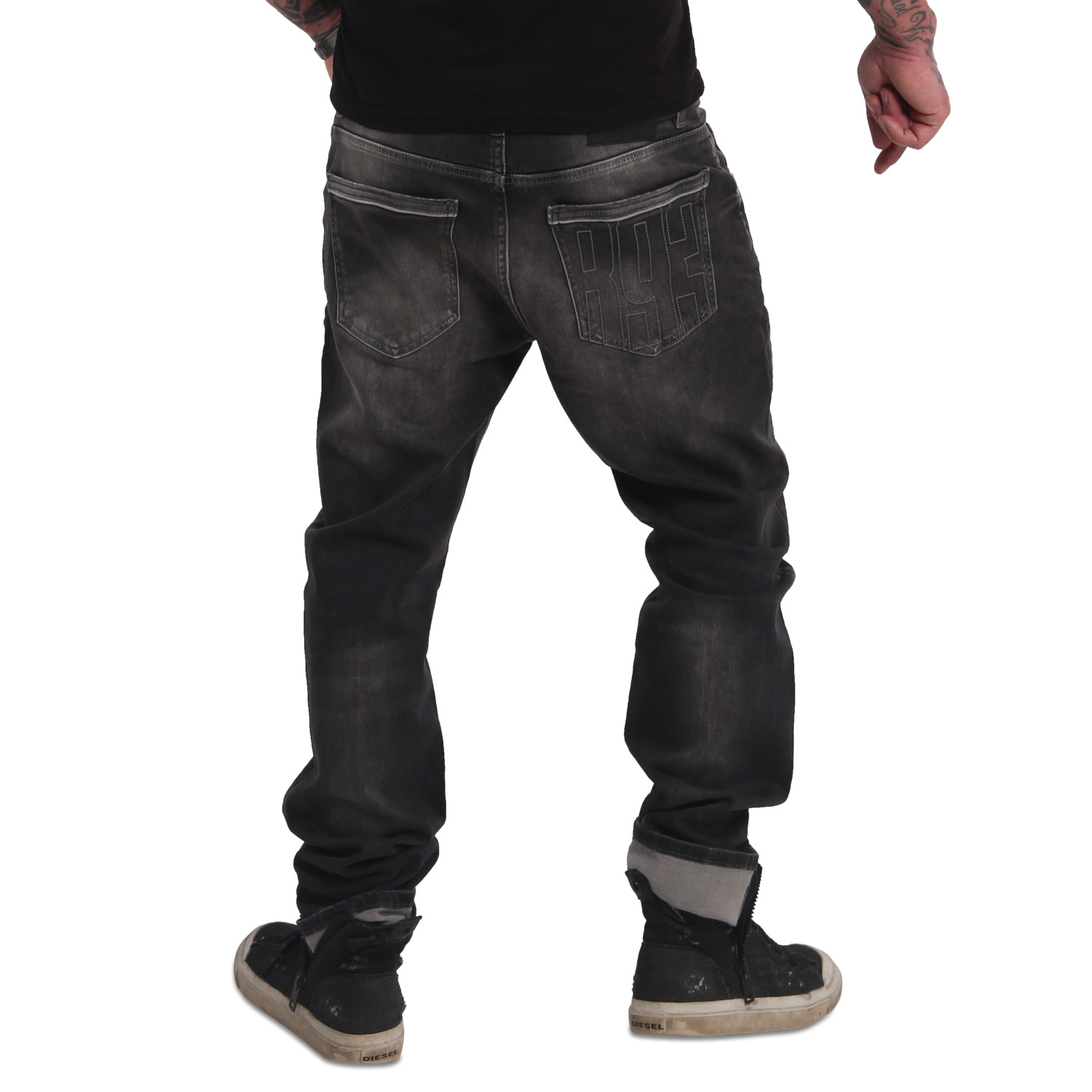 420 Straight Jeans