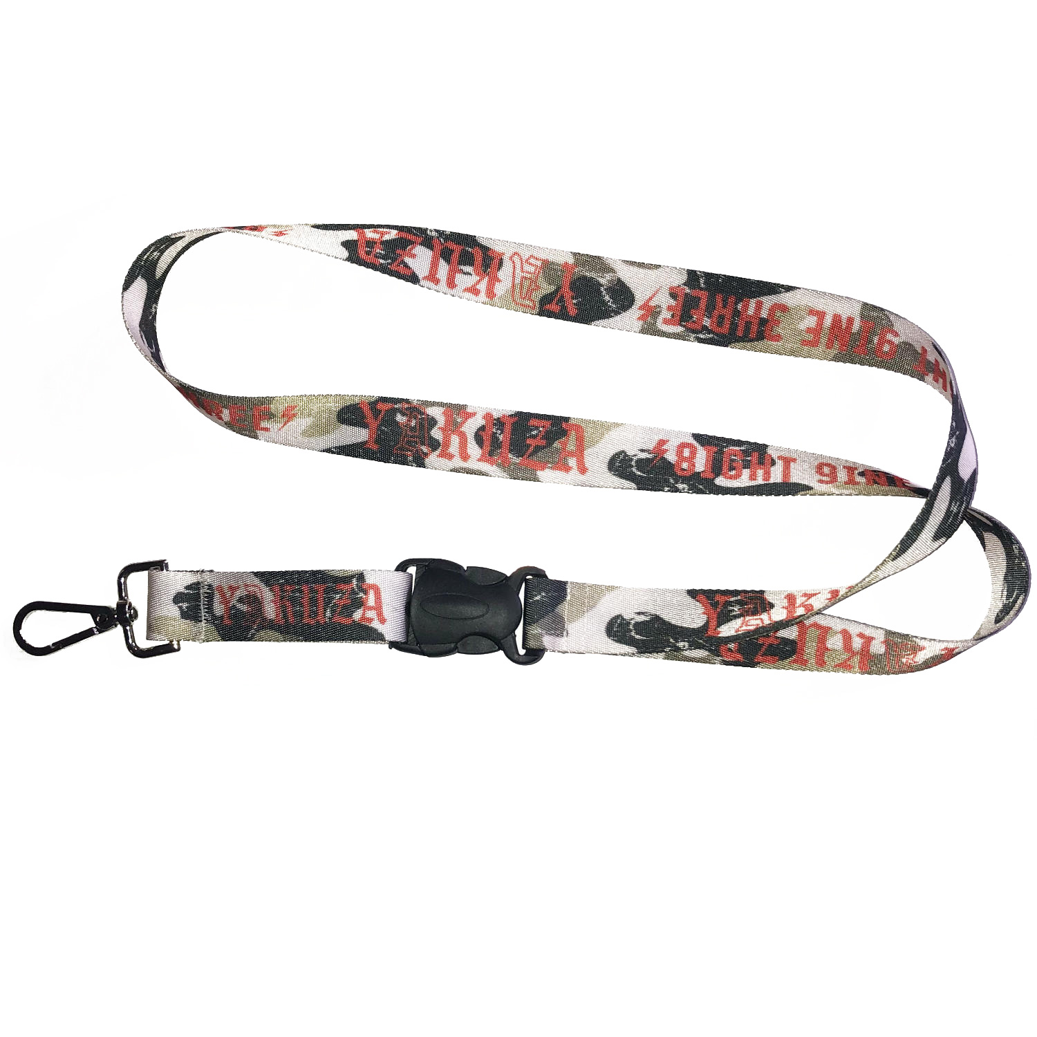 Yakuza, Lanyard 25-pack, SB1 CAM ONE 25-PACK