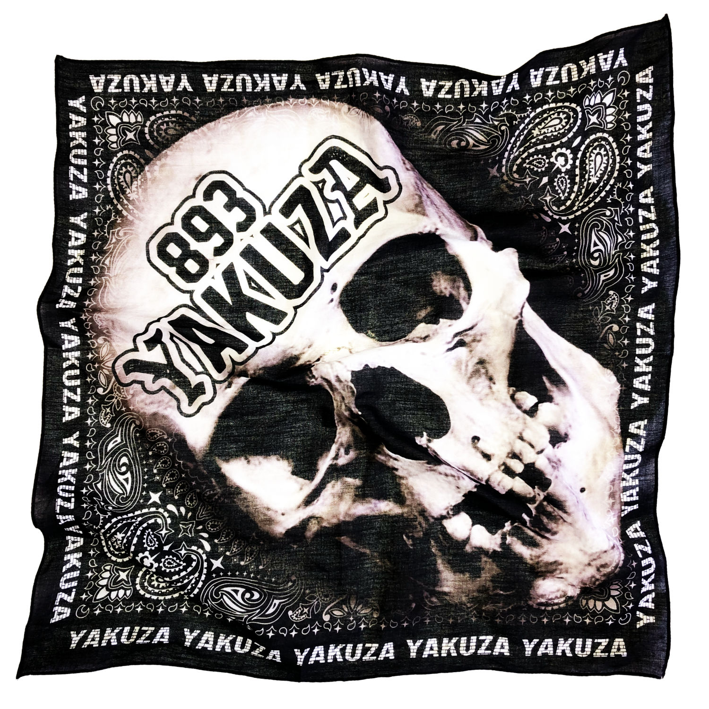 Yakuza, Muerte Bandana, BB17301 BLK ONE