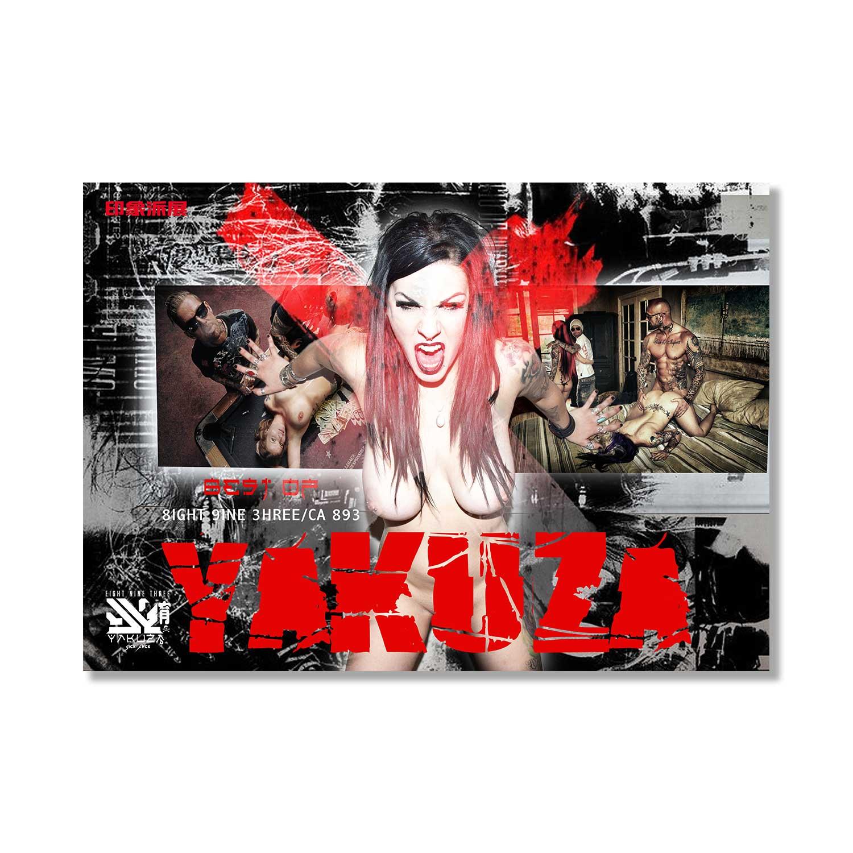Yakuza, Calendar 2021, CLB2021 MLTCLR ONE
