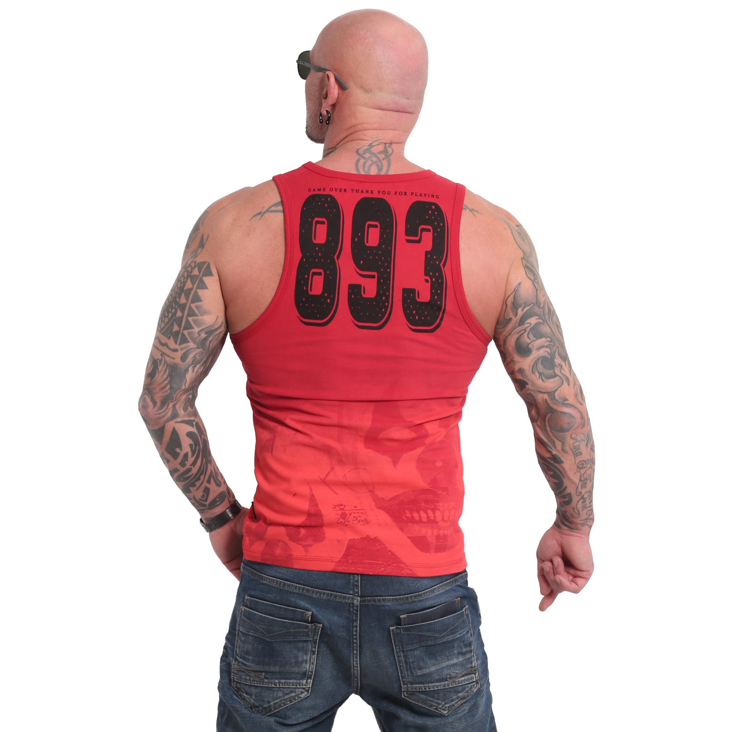 Psycho Clown Tanktop