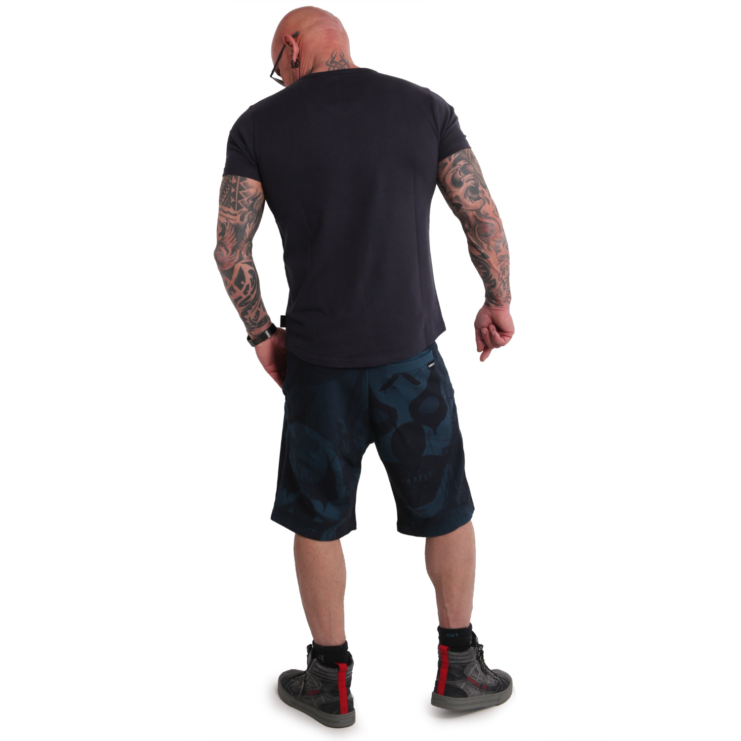 Psycho Clown Sweat Shorts