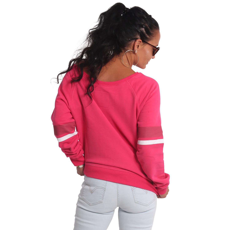 893 College Wide Crew Neck Sweatshirt