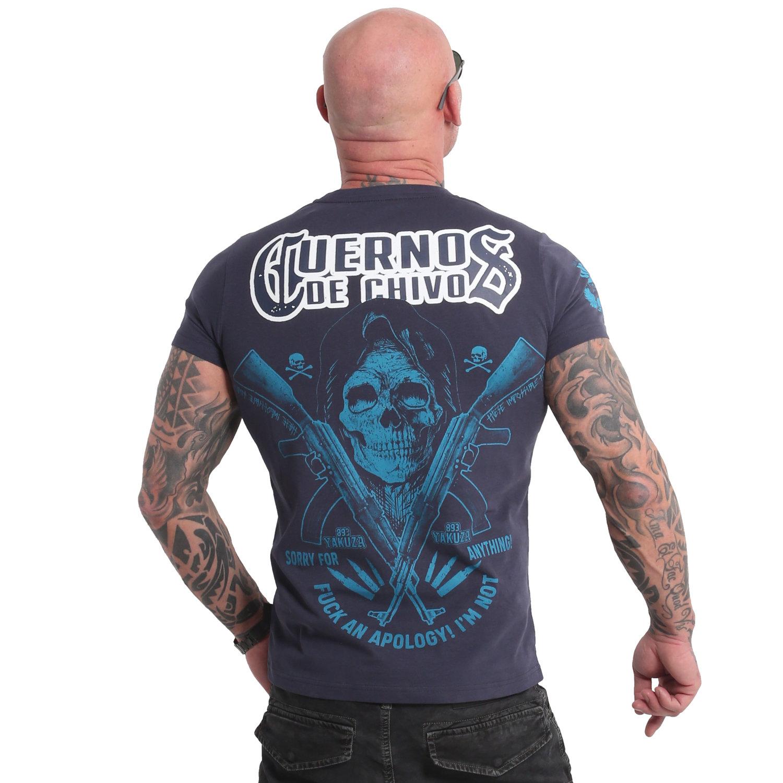 Cuernos De Chivo V02 T-Shirt