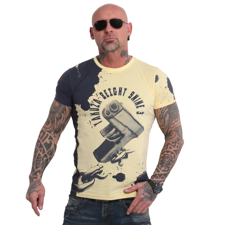 Yakuza, Raid T-Shirt, TSB18053 PALBAN XL
