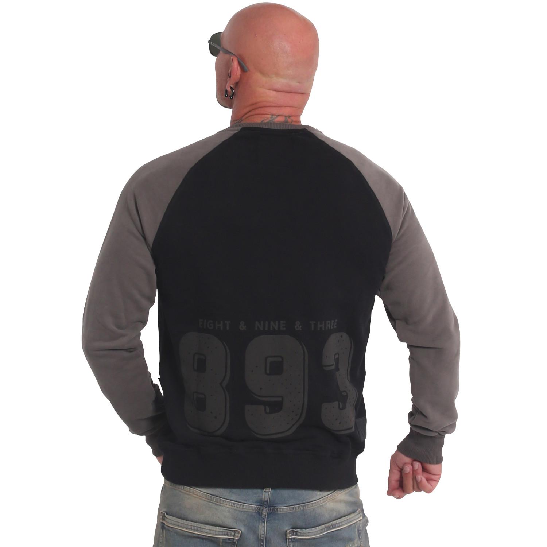 History Raglan Sweatshirt