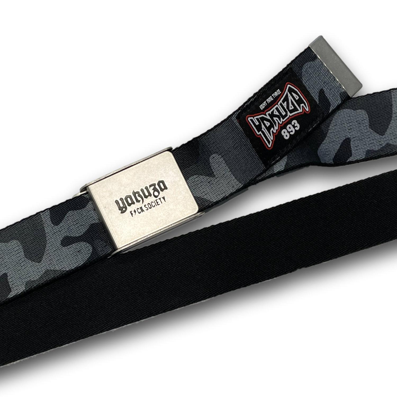Yakuza, Toxin Canvas Belt, GB18304 CAMBLK ONE