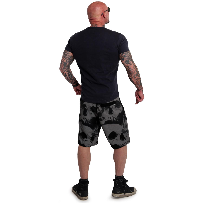Muerte Skull V02 Sweat Shorts
