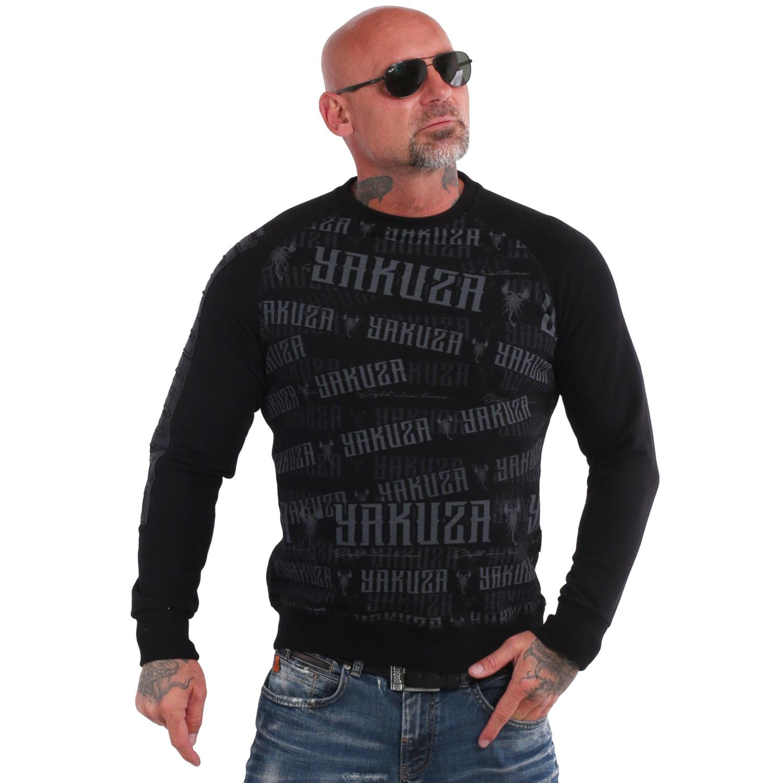 893Allover Raglan Sweatshirt