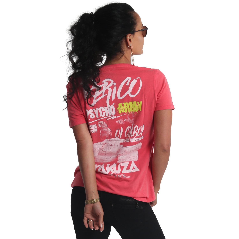 Perico Dye V Neck T-Shirt