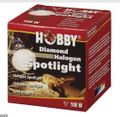 Hobby Diamond Halogen Spotlight, 100 W Bild 1