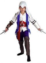 Kinderkostüm Kämpfer Assassin – mehrteiliges Kostüm-Set