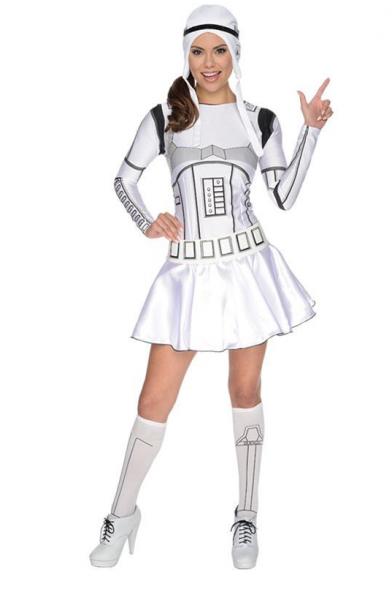 Stormtrooper Lady Kostüm - Star Wars Erwachsenenkostüm