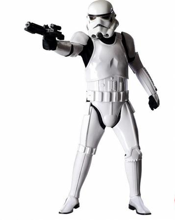 Star Wars Stormtrooper Kostüm Supreme Edition - Sammler