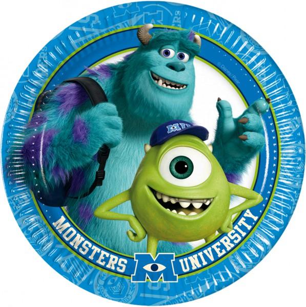 Partyteller 20cm Monsters University
