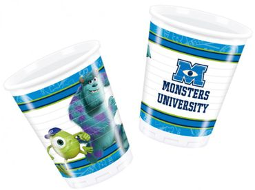 Partybecher Monsters University