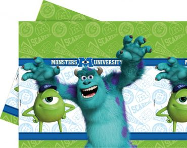 Partytischdecke Monsters University
