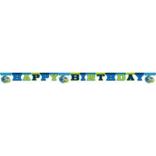 Partybanner Monsters University